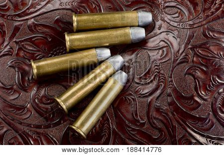 45-60 riffle brass bullets with room for your type.