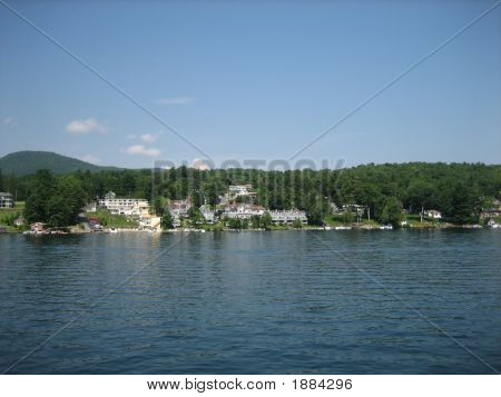 Lake George - Millionaire'S Row