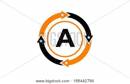 This image describe about Way to success Initial A