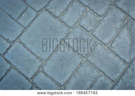 texture old stone of floor ground background.