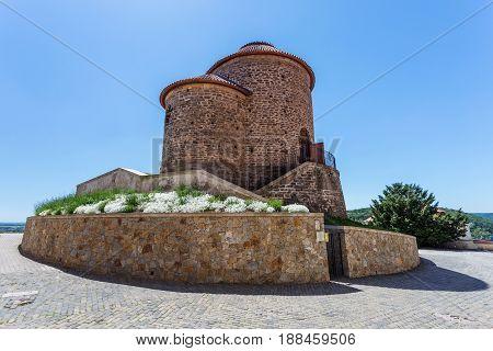 Rotunda of St. Catherine known as Znojmo Rotunda Znojmo Czech Republic.