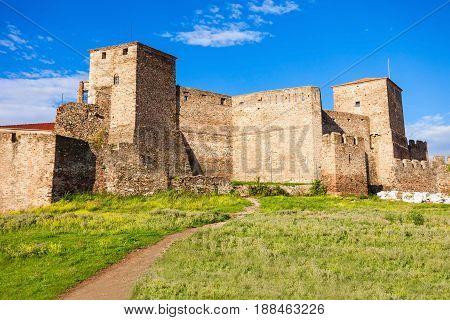 Eptapyrgio Fortress In Thessaloniki