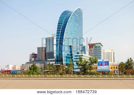 Blue Sky Tower, Ulaanbaatar