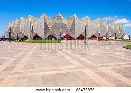Baku Crystal Hall, Baku