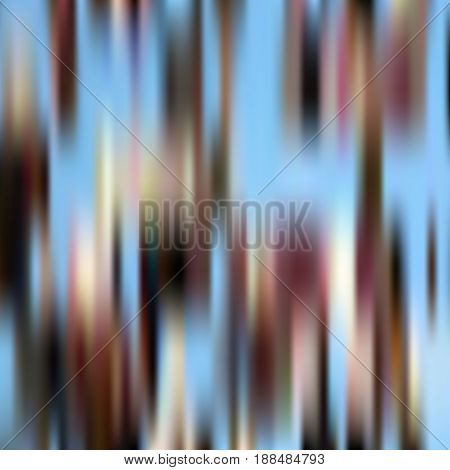 Abstract background with stripes. Glitch vector background