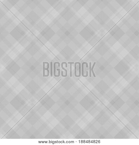 Grey and white geometric background with squares
