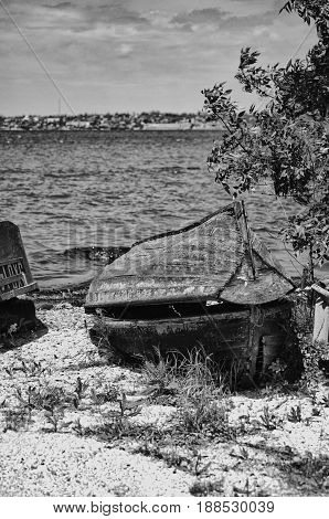 Old Boats.