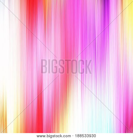 Vector glitch background. Digital image data distortion. Corrupted image vector file. Colorful abstract background for your designs. Chaos aesthetics of signal error. Digital decay.