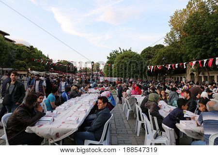 Ramadan In Istanbul
