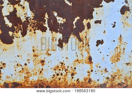 Texture of rusty metal,use for backdrop or web design.