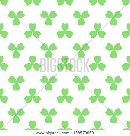St Patricks Day Seamless Pattern
