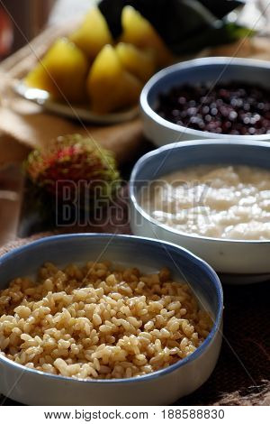 Com Ruou, Fermented Glutinous Rice