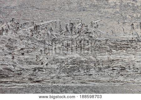 Steel Grunge Texture Background Wirh Cracks
