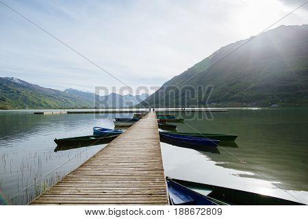 Long Lake Pier