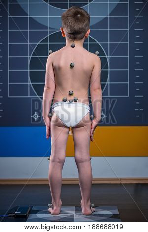 2d and 3d posture analysis , color image,