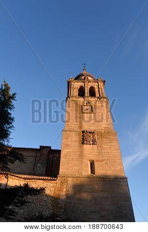 Collegiate Church of Santa Maria Medinaceli Soria province Spain