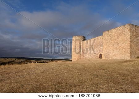 Castle of Medinaceli Soria province Castilla-Leon Spain