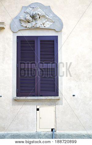 Window Jerago Palaces Italy