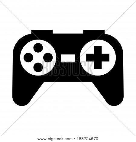 black icon control game cartoon vector graphic design