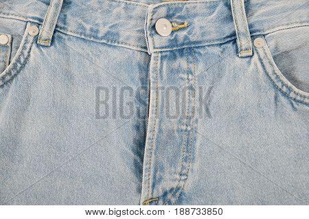 blue jeans, detail