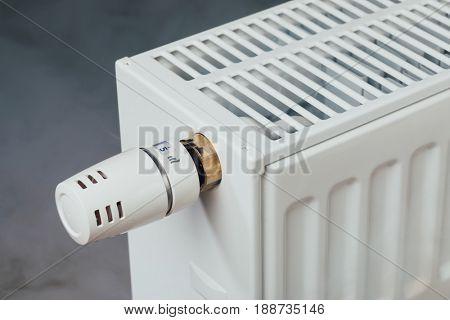 thermostatic radiator valve