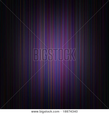 striped background in many blue colors with a gradient shadow top and bottom