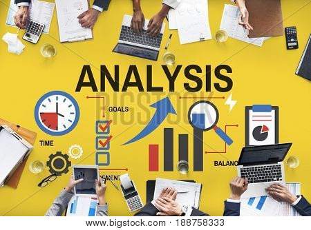 Strategy Analysis Business Goals Diagram