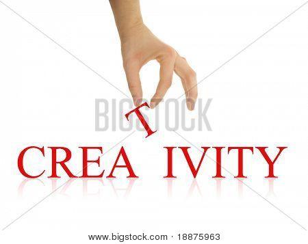 poster of creativity