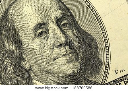 dollar currency, benjamin franklin