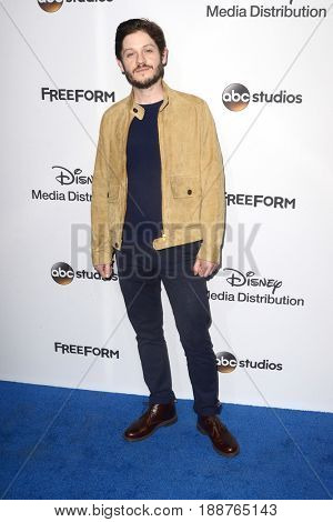 LOS ANGELES - MAY 21:  Iwan Rheon at the 2017 ABC/Disney Media Distribution International Upfront at the Walt Disney Studios on May 21, 2017 in Burbank, CA