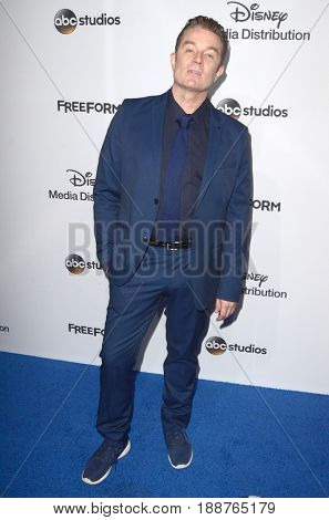 LOS ANGELES - MAY 21:  James Marsters at the 2017 ABC/Disney Media Distribution International Upfront at the Walt Disney Studios on May 21, 2017 in Burbank, CA