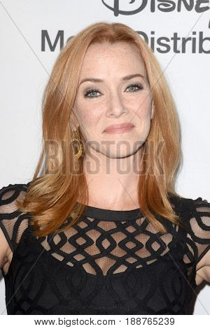 LOS ANGELES - MAY 21:  Annie Wersching at the 2017 ABC/Disney Media Distribution International Upfront at the Walt Disney Studios on May 21, 2017 in Burbank, CA