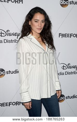 LOS ANGELES - MAY 21:  Natalie Martinez at the 2017 ABC/Disney Media Distribution International Upfront at the Walt Disney Studios on May 21, 2017 in Burbank, CA