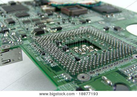 laptop system board