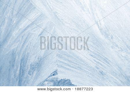 cyan winter pattern
