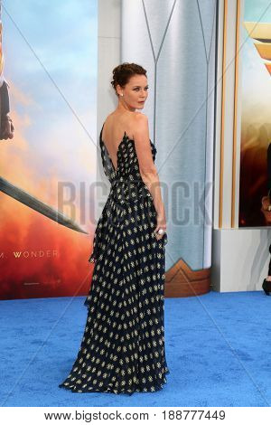 LOS ANGELES - MAY 25:  Connie Nielsen at the