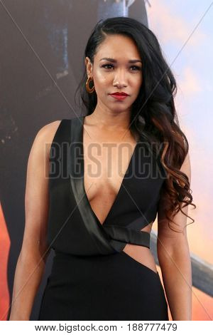 LOS ANGELES - MAY 25:  Candice Patton at the