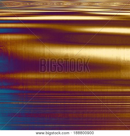 Retro design on grunge background or aged faded texture. With different color patterns: blue; yellow (beige); brown; red (orange); purple (violet); pink