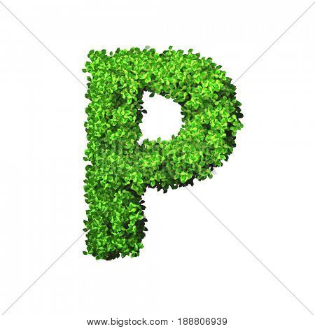 Recycling symbol in recycle concept - 3D rendering