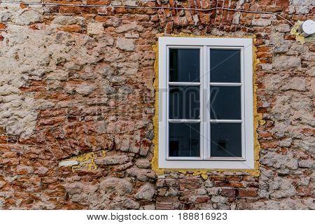 house masonry reconstruction