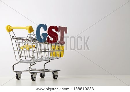 concept goods and service tax