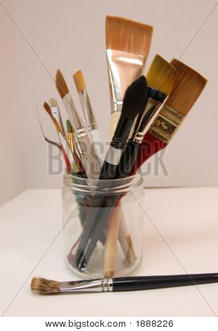 Artists' Brushes 2