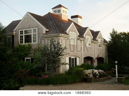 Cape Cod Mansion
