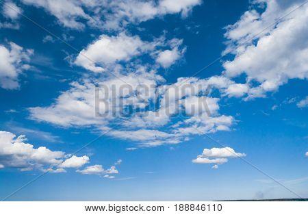 Fuzzy Air Cloudscape Divine