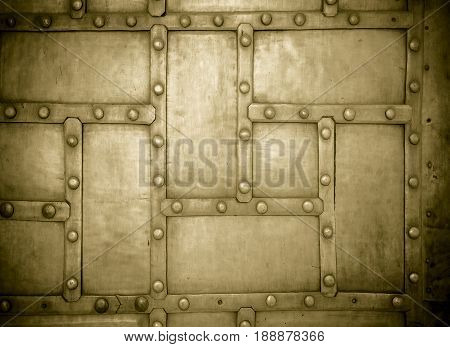 Highly detailed metal pattern perfect grunge background