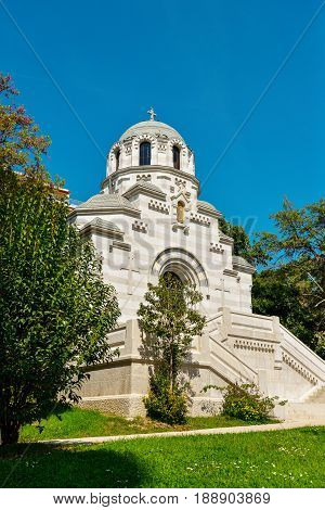 Chapel Near The St. Nicholas Orthodox Cathedral