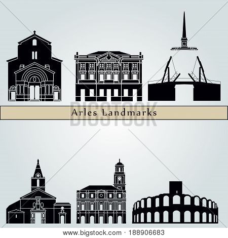 Arles Landmarks