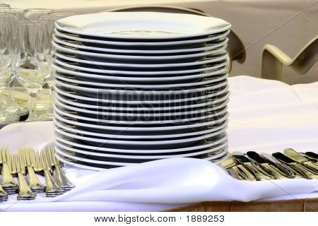 Dish Pile