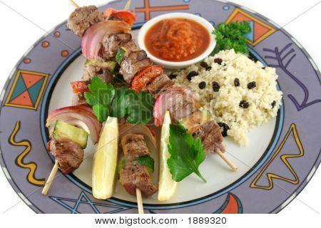 Beef Kebabs 4