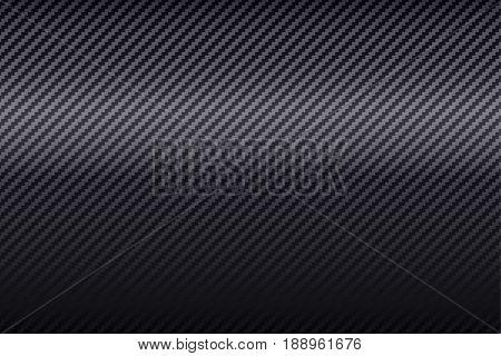 Bright Carbon fiber composite texture. Square format. Technology background. Vector illustration.